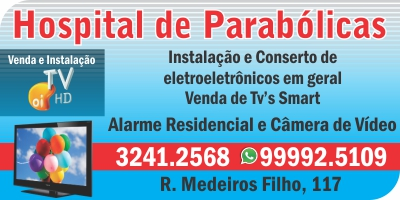 Hospital de Parabólicas em Curitibanos - Guia Múltiplo 2584615c47
