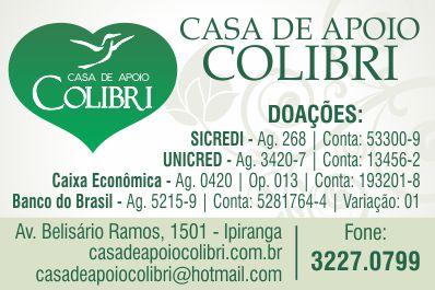 Casa de Apoio Colibri em Lages - Guia Múltiplo 136024cd2f