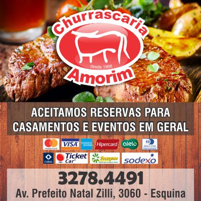 Churrascaria e Restaurante Amorim