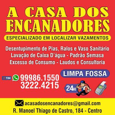 A Casa dos Encanadores em Lages - Guia Múltiplo 1e9b0f5437