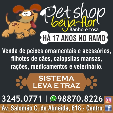 Pet Shop Beija-Flor